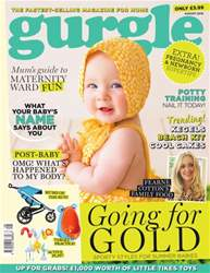 Gurgle issue August 2016