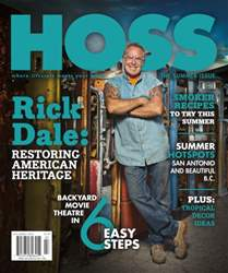 HOSS Magazine issue Summer