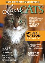 I Love Cats issue June 2016