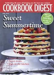 Cookbook Digest issue June 2016