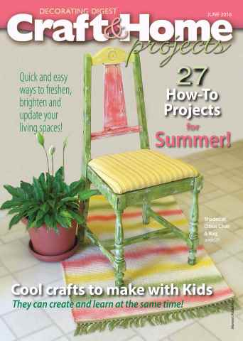 Craft & Home Projects Preview 1