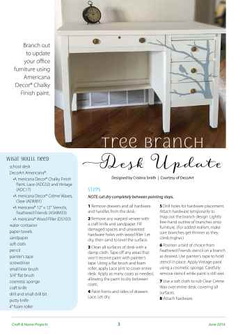 Craft & Home Projects Preview 3