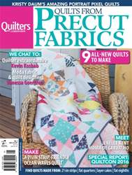 Quilts From Precut Fabrics #5 issue Quilts From Precut Fabrics #5