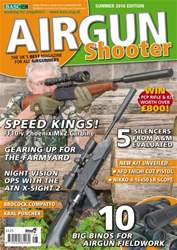 Airgun Shooter issue Summer 2016 - Issue 084