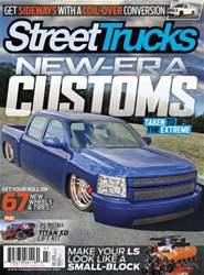 Street Trucks issue July 2016