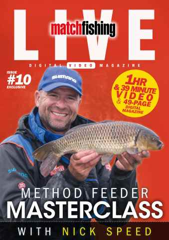 Match Fishing Live issue Issue 10