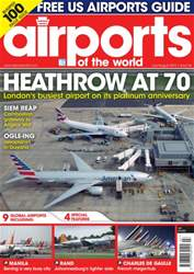 Airports of the World issue July/August 2016