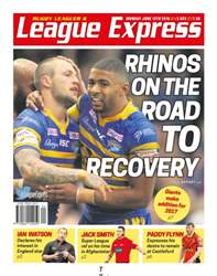 League Express issue 3023
