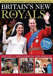 Mortons Books issue Britain's New Royals