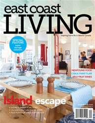 East Coast Living issue East Coast Living - Summer 2016