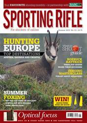 Sporting Rifle issue Sporting Rifle Summer 2016