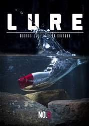 LURE Magazine issue LURE 08 : June 16