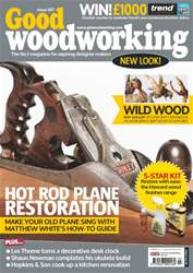 Good Woodworking issue July 2016