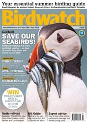 Birdwatch Magazine issue July 2016