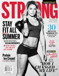 Strong Fitness issue July / August 2016
