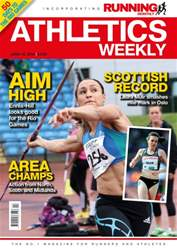 Athletics Weekly issue 16/06/2016
