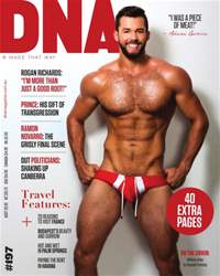 DNA Magazine issue #197 - Travel Special