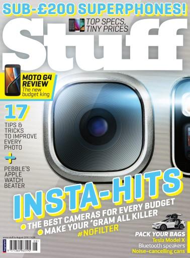 Stuff issue August 2016