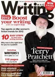 Writing Magazine issue January 2012