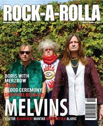 Rock-A-Rolla issue Issue 59