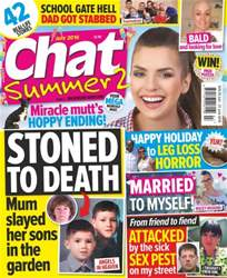 Chat Specials issue July 2016