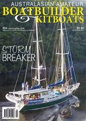 Australian Amateur Boat Builder issue July-September