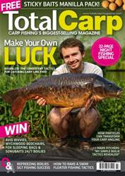 Total Carp issue July 2016