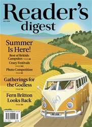 Reader's Digest issue July 2016