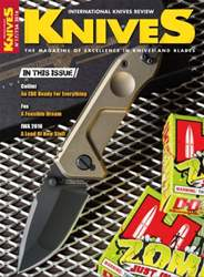 KNIVES INTERNATIONAL issue Giugno 2016