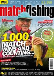 Match Fishing issue July 2016