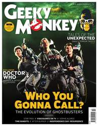 Geeky Monkey issue Geeky Monkey 010