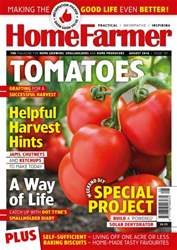 Home Farmer Magazine issue August 2016 issue