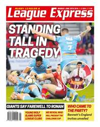 League Express issue 3024