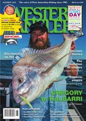 Western Angler issue Aug/Sept 2016