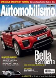 Automobilismo issue Automobilismo 7 2016