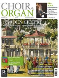 Choir & Organ issue July - Aug 2016