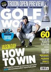 Golf World issue Open Special 2016