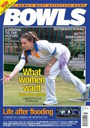 Bowls International issue July 2016