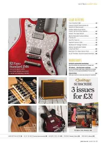 Guitar & Bass Magazine Preview 5