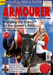 The Armourer issue July/Aug 2016