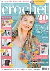 Inside Crochet issue Issue 79