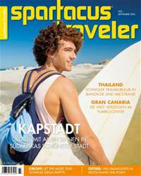 Spartacus Traveler issue Juli – September 2016