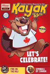 Canada Day issue Canada Day
