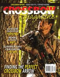 Crossbow Magazine issue 2016 Summer