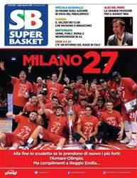 Superbasket issue Luglio/Agosto 2016