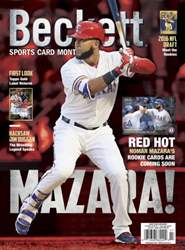 Sports Card Monthly issue July 2016
