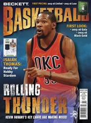 Beckett Basketball issue July 2016