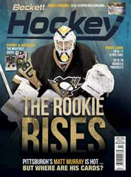 Beckett Hockey issue July 2016
