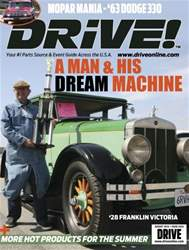 Drive issue August 2016