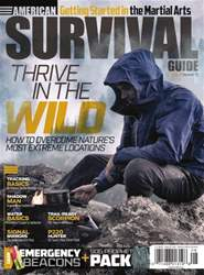 American Survival Guide issue August 2016